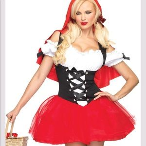 Racey Red Riding Hood Costume